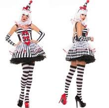 Womens Clown Halloween Costumes Compare Prices Womens Clown Halloween Costumes Shopping