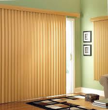 sliding patio door curtains blinds home design ideas