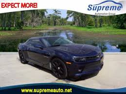 chevrolete camaro 50 best used chevrolet camaro for sale savings from 2 509