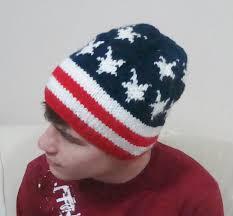 Usa Flag Hats American Flag Hat Beanie Hat American Flag Accessories