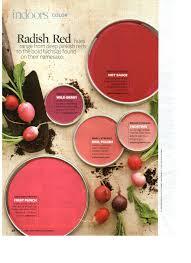 radish red paint colors via bhg com nail polish is the color i u0027d