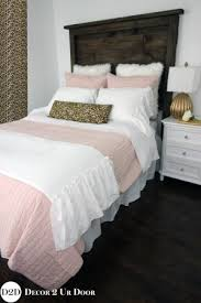 shabby chic bedding apartment style trends