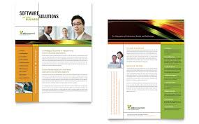brochure design templates for education amitdhull co