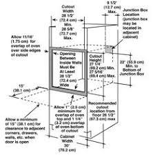 build wall oven cabinet image associée rangement pinterest searching
