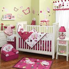 Curly Tails Crib Bedding Raspberry Swirl Baby Crib Bedding By Lambs Lambs