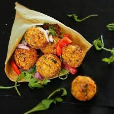 cuisine orientale falafels de patate douce au four recette patatedouce cuisine