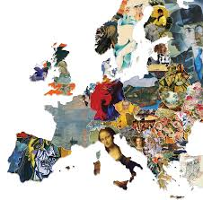 Artistic World Map by Art Map Europe Artboost News