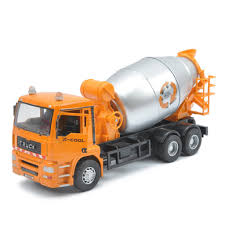 cool car toy 1 32 alloy model car dump truck concrete truck best gifts for kids