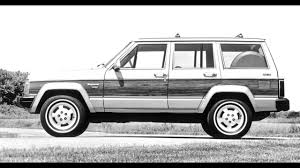 jeep wagoneer lifted jeep wagoneer limited xj 1984 90 youtube