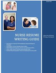 Nurse Resume Service   Certified  Award Winning  Writing      nurse resume writing reference