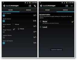 android volume audiomanager conveniently manage volume levels on android devices