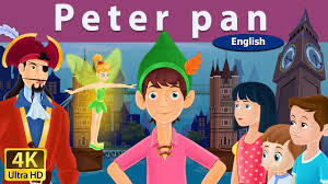 peter pan story bedtime story kids animated stories