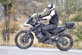 ktm motocross bikes for sale uk spy shots caught out ktm u0027s 2018 enduro 800 spied testing on the road