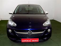 opel adam trunk 2016 opel adam 1 0t glam 3dr at imperial select edenvale