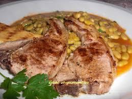 cuisiner les flageolets côtes d agneau grillées et petits flageolets tomate épices