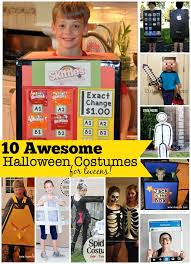 10 awesome halloween costumes for tweens you can make at home