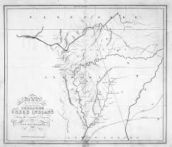 County Map Of Alabama The Federal Road Was The State Of Alabama U0027s First Interstate U2013 Do
