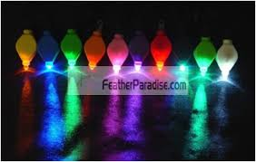 Tower Vases For Centerpieces Wholesale Led Submerged Floral Lights Floralytes 12 Pieces Bulk