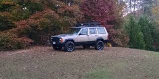 jeep comanche roof basket your arksen roof rack jeep cherokee forum