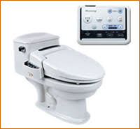 Toilet With Bidet And Heated Seat Heated Bidets With Warmed Toilet Seat From Warmzone