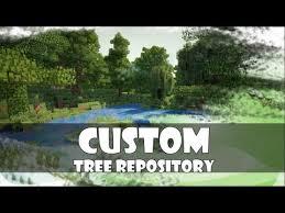 custom tree repository minecraft project