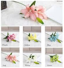 Home Decor Wholesale Supplier by Compare Prices On Christmas Lily Flower Online Shopping Buy Low