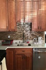 best color quartz with maple cabinets erva design burke traditional project