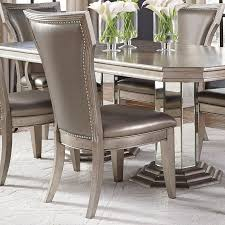 Side Chairs For Dining Room by Couture Round Dining Room Set Casual Dining Sets Dining Room