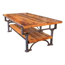Plank Desk Reclaimed Wood Plank Desk Coffee Table Dining Top Vintage Photos