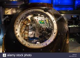 inside soyuz spacecraft stock photo royalty free image 51889457