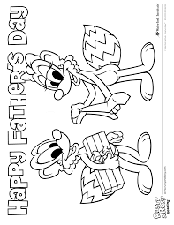 father u0027s day coloring page rusty and rosy