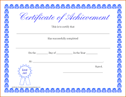 7 free printable certificates of completionreference letters