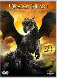 dragonheart 4 movie collection uk region dvd wholesale