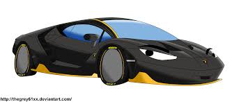 cartoon lamborghini skylake the lamborghini centenario by gtps2studios on deviantart