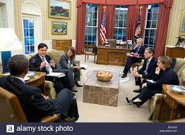 us president barack obama holds a meeting on the government u0027s