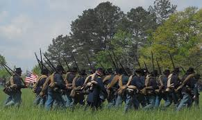 the battle of shiloh fallen timbers battlefield american civil