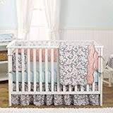 amazon com grey bedding sets crib bedding baby products