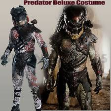 Alien Movie Halloween Costume Predator Costume Ebay