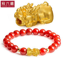 gold lucky bracelet images Usd 205 89 crown six blessing 3d hard gold gold gold bracelet jpg