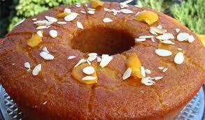 recette de cuisine tunisienne facile et rapide en arabe gâteau de semoule