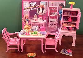 barbie dining room set remarkable barbie dining room set pictures best inspiration home