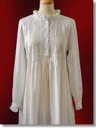 traditional victorian cotton nightie cotton nightdress victorian
