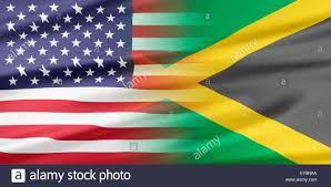 Jamaican Flag Day Usa And Jamaica Stock Photo Royalty Free Image 85629554 Alamy