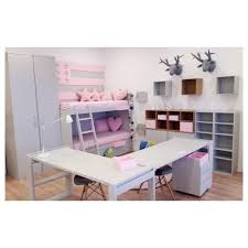 Desks For Kids by Double Study Desks For Kids And Youth Kids House