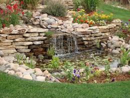 idee fai da te per il giardino decorare il giardino con i sassi idee fai da te foto