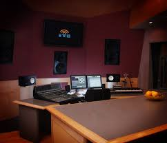Recording Studio Desk Design by In Your Ear Music And Video Production