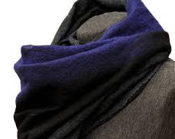 indigo scarf etsy