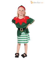 santa claus costume for toddlers age 2 12 kids elf costume boys girls christmas fancy dress santa