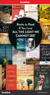 The Light We Cannot See 13 Books If You Love All The Light We Cannot See