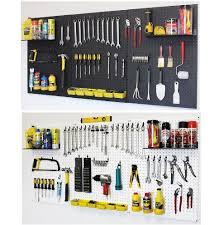 Peg Board Shelves by Wallpeg 32 U2033x 72 U2033 Wide Pegboard Kit U2026includes Shelves And Bins